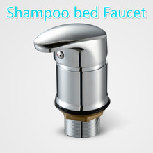 2016 Robinet Lanos Torneira Banheiro All Copper Shampoo Bed The Tap Switch Cold Hot Mix Water Valve Take Shower Hose Hair Spray