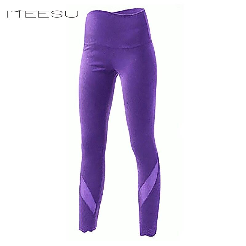 design de qualité c446f 94379 Achat Sport Fitness Leggings Femmes Haute Extensible Yoga ...