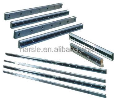metal cutting knives/cutting blades/industrial shear tools  цены