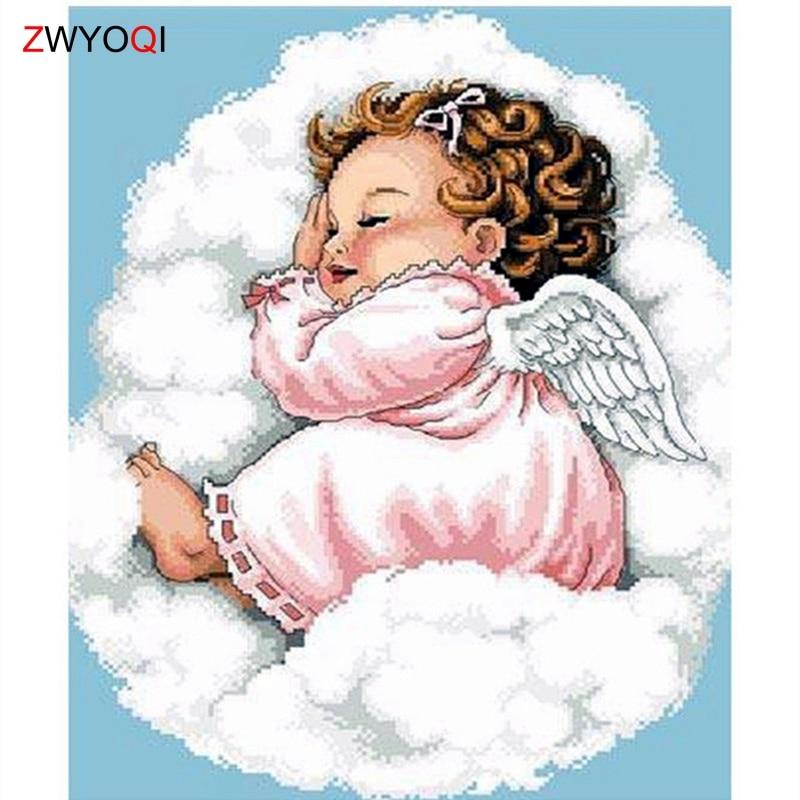Открытки спящий ангел, картинки для