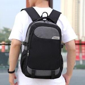 Image 2 - Fengdong duże szkolne torby dla nastolatków chłopcy wodoodporny duży szkolny plecak usb charge boy torba z paskiem do zawieszenia na piersi zestaw pasek odblaskowy