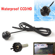 Waterproof CCD HD Car Front Rear View Camera Night vision 360 Degree Auto Parking Reverse Backup Rearview Camera(China)