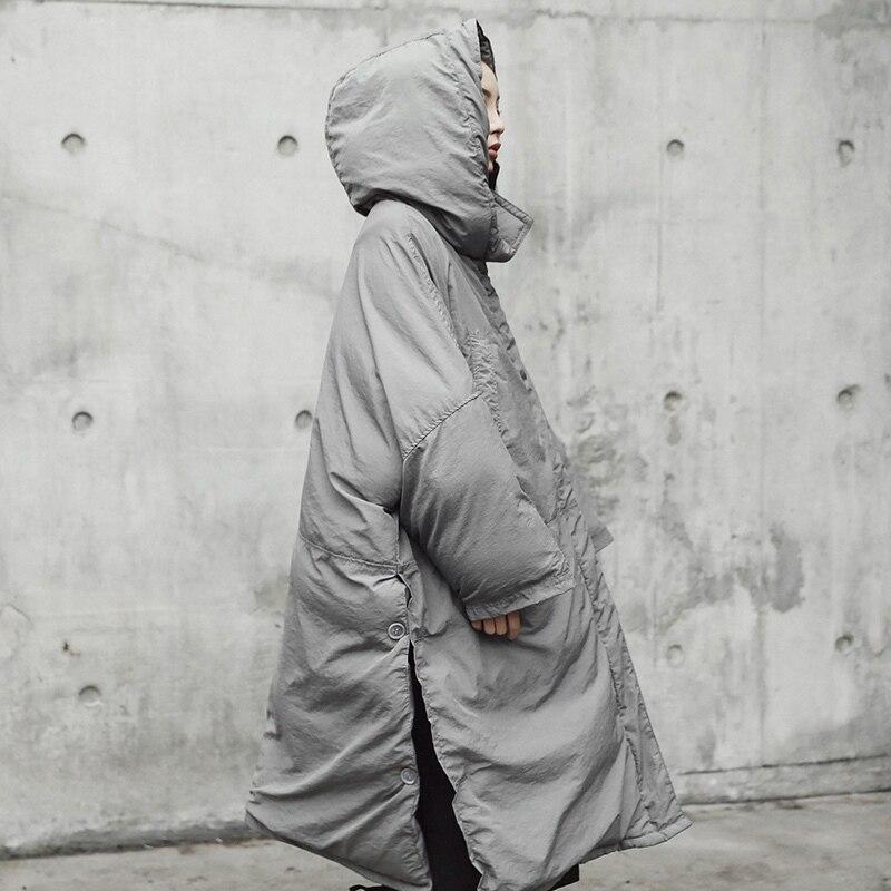 2019 Женское зимнее теплое пальто с капюшоном уличная Sustans армейская зеленая верхняя одежда Длинные парки - 6