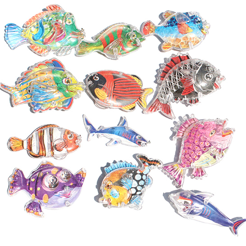 Disciplined 5pcs/lot Learning & Education Magnetic Fishing Toy Outdoor Fun & Sports Fish Toy Gift For Baby Kids Wholesale Toys & Hobbies Outdoor Fun & Sports