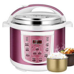 Electric Pressure Cookers double - bile and 4/5/6L smart household cooker rice cooke