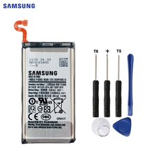 цена на SAMSUNG Original Replacement Battery EB-BG960ABE For Samsung GALAXY S9 G9600 SM-G960F SM-G960 G960F G960 3000mAh Phone Battery