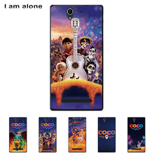 For Sony Xperia C3 D2533 D2502 5.5 inch Solf TPU Silicone Case Mobile