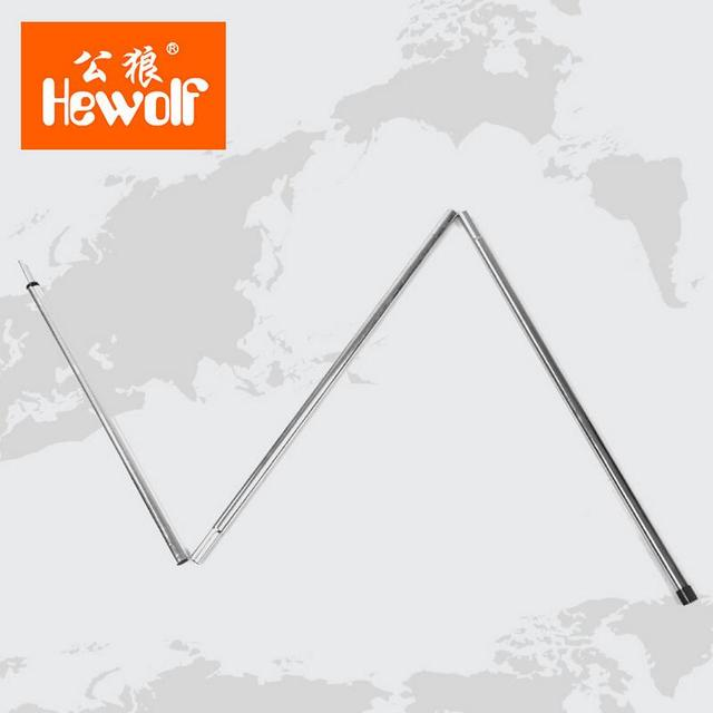Hewolf 2pcs tent poles pergola canopy pole c&ing tents accessories outdoor awning tent rod  sc 1 st  AliExpress.com : tents accessories - memphite.com