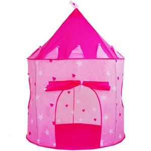 Image 4 - 9 色再生テントポータブル折りたたみ少年少女王子折りたたみテント子供少年城ままごと子供のギフト屋外のおもちゃテント