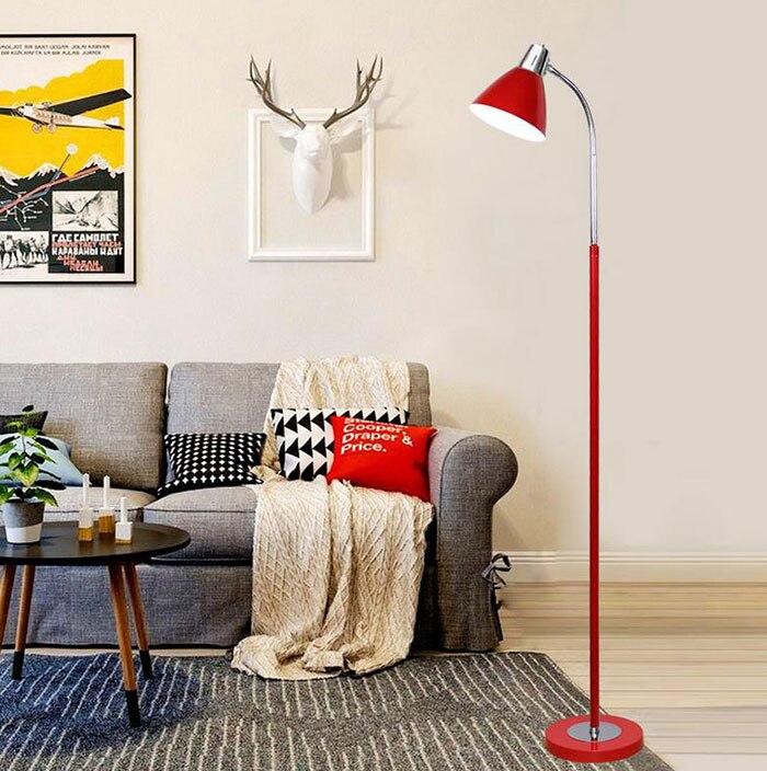 Loft Modern Floor stand Light led floor lamp novelty lamp for Living ...