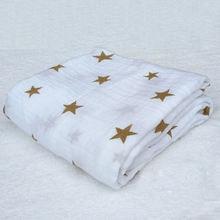 Распродажа продаж Новый год одеяло для новорожденных Хлопок