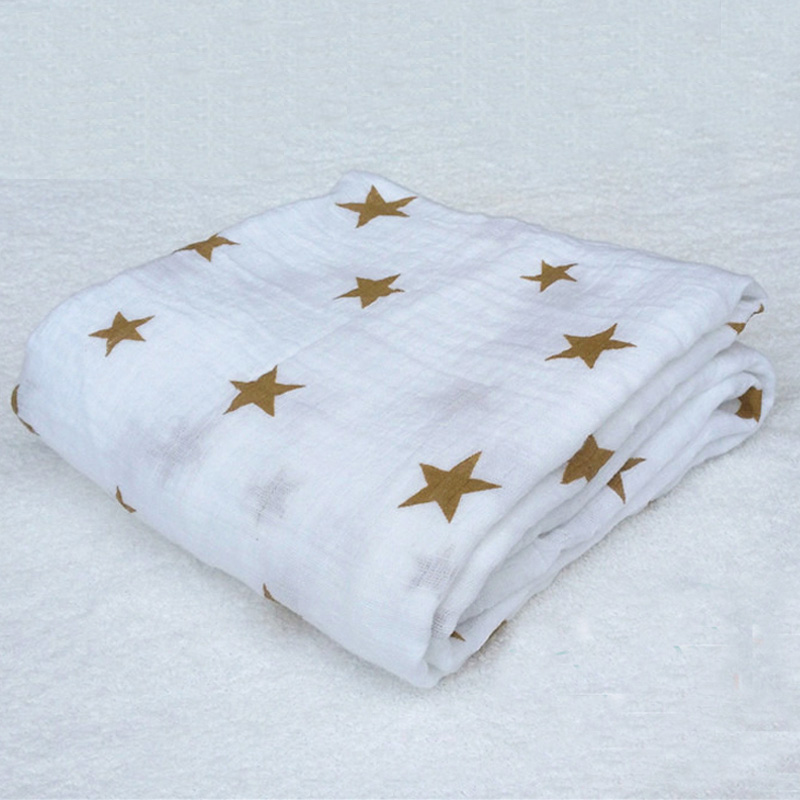 Aden Anais Muslin Baby Blanket &Swaddling Baby Swaddle Envelopes Blankets For Baby Cotton Bath Towel Envelopes For Newborns