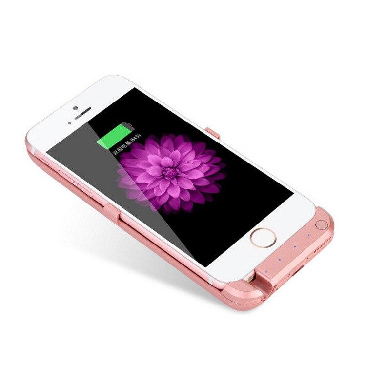 """imágenes para Para iphone 6 series 4.7 """"10000 mah 6 s plus caja de batería de reserva externa del cargador del banco portable de la energía para iphone 6 s"""