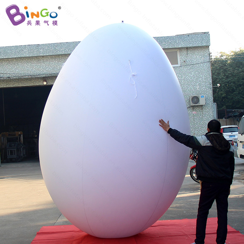 Customized vivid 3.5 meters giant egg toy/ high quality pvc air sealed giant inflatable egg toy for outdoor festival party full pvc inflatable movie screen giant outdoor inflatable movie screen