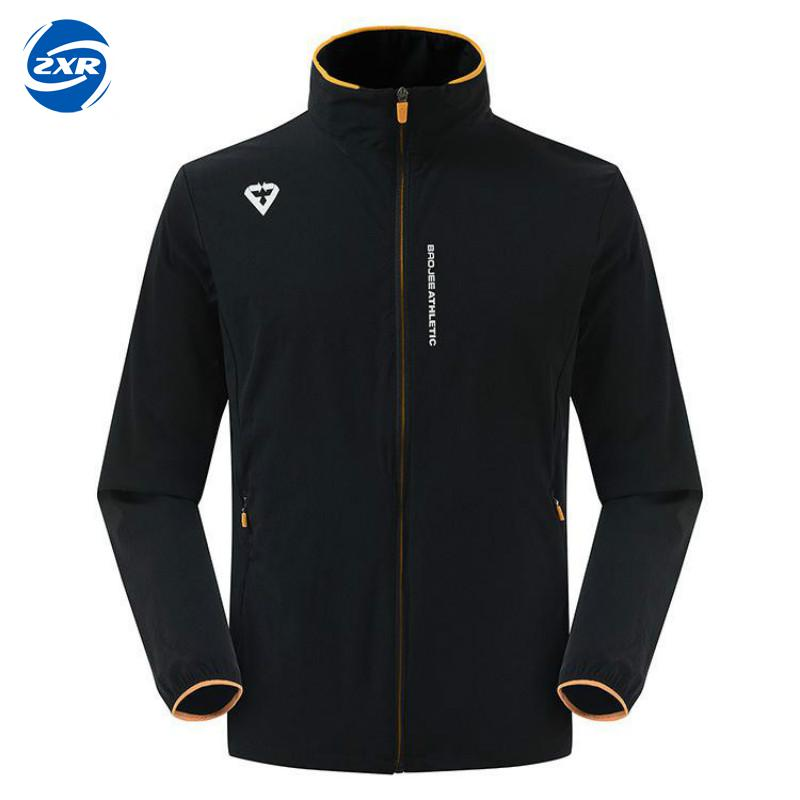Spring Autumn Outdoor Running Rain Jacket Camping Men Windbreaker Quick Dry Fishing Keep Clothing Climbing Coat outdoor men s spring summer quick dry breathable ultra thin tactical clothes male windbreaker skin coat rash guards jacket