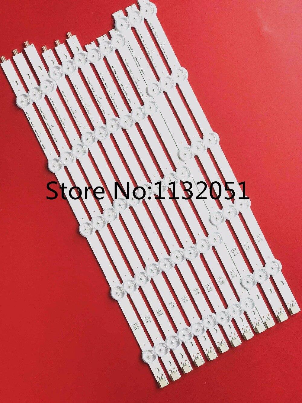 1set=10 Pieces For LG 42LP360C-CA LC420DUE 42