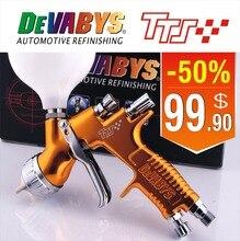 Devabys автомобильная краска пистолет TTS