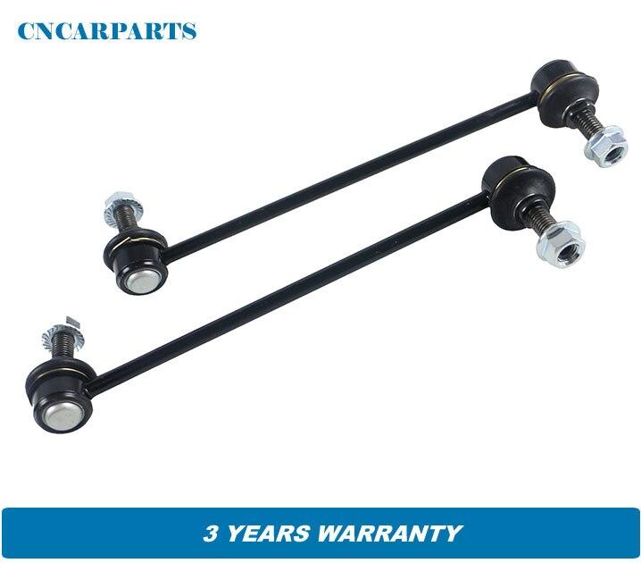2PCS Pair Stabilizer Link kit sway bar Drop links Set fit for VW Multivan Transporter , 7H0411317