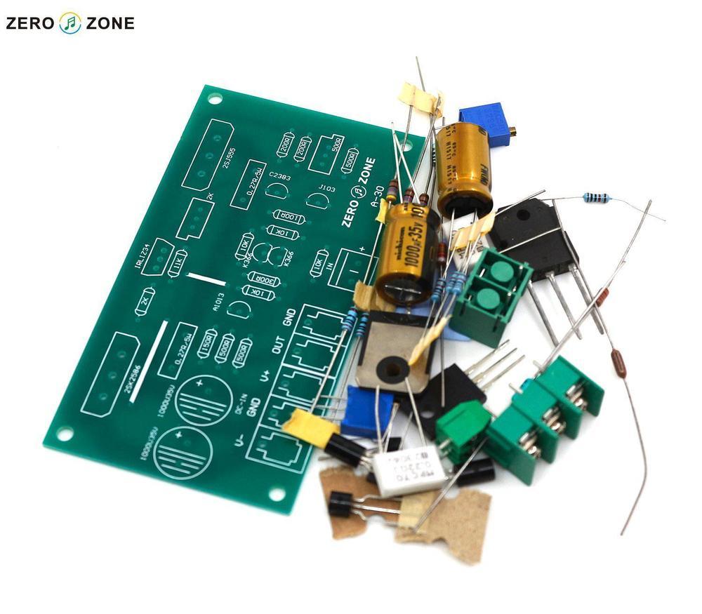zerozone a30 mono fet class a power amplifier kit 30w mosfet amp kit l1511 14 hl in amplifier. Black Bedroom Furniture Sets. Home Design Ideas