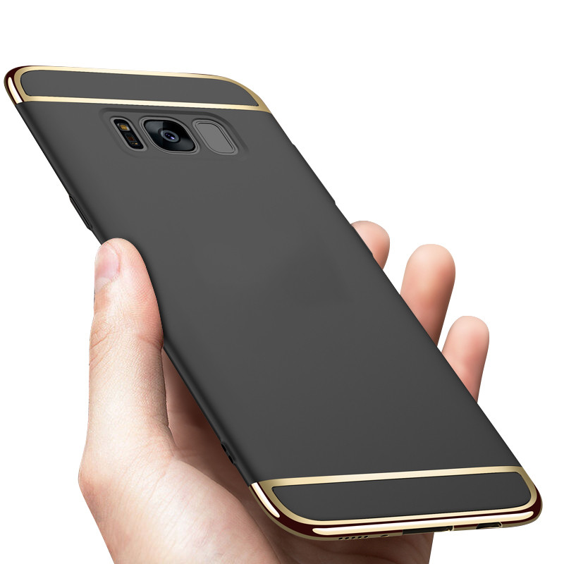 ZNP Luxury Ultra Thin 360 Full Cover Phone Cases for Samsung Galaxy S8 Plus S7 Edge Note 8 Case Phone Cover For Samsung S7 Case