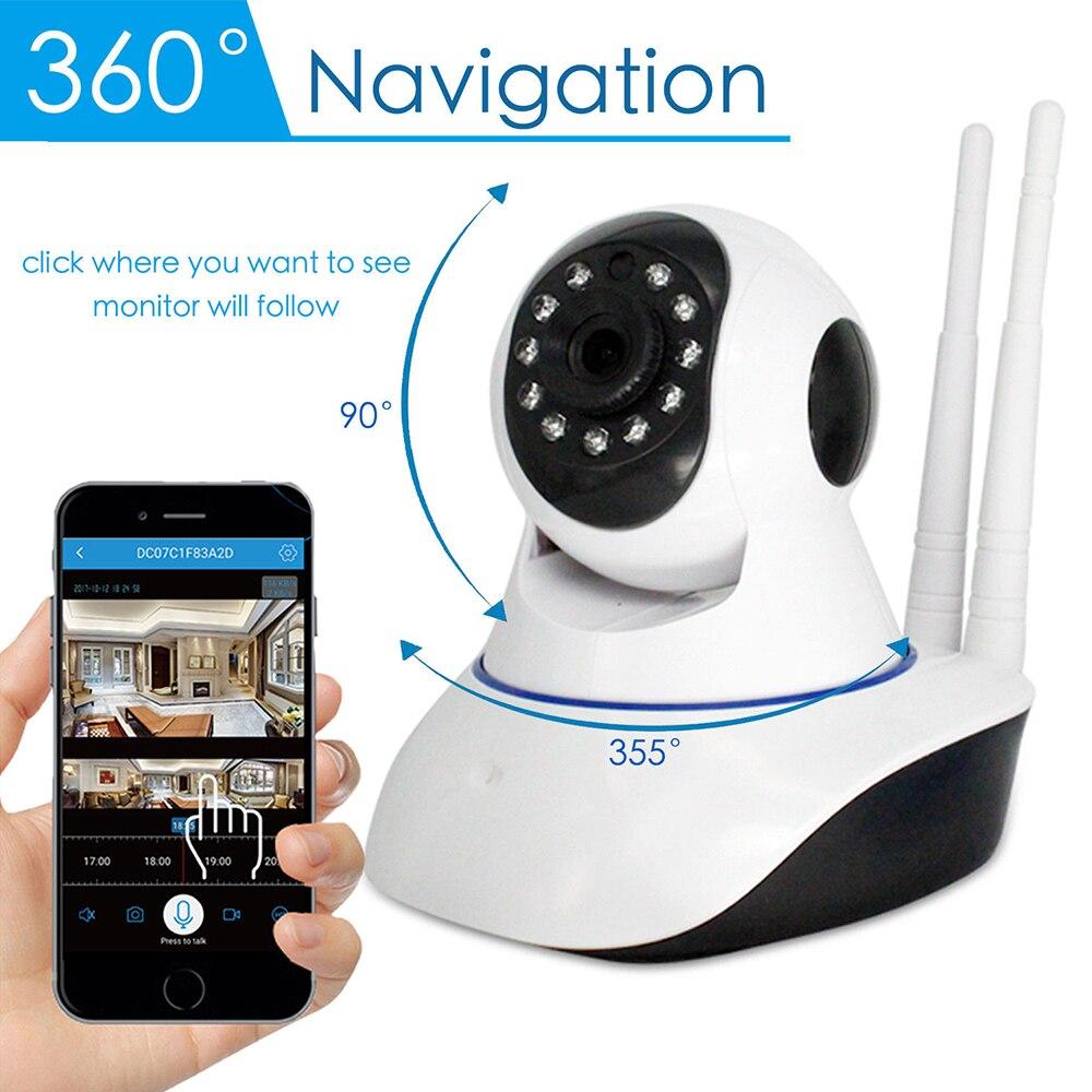 Full HD 1080P Home Security IP Camera font b Wireless b font WiFi Camera Surveillance Normal