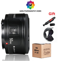 YONGNUO YN 50MM EF F/1.8 Auto Focus Lens For Canon EF Mount New Lens