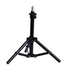 CY 37cm Aluminum professional Camera photo Studio tripod with 1/4 screw head for Camera DV photo studio accessories