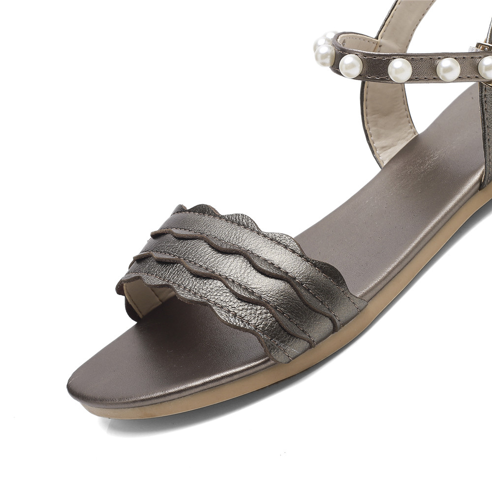 28c1ca4f242 MORAZORA-2018-new-Size-33-46-top-quality-genuine-leather-women-sandals -simple-comfortable-ladies-flat.jpg