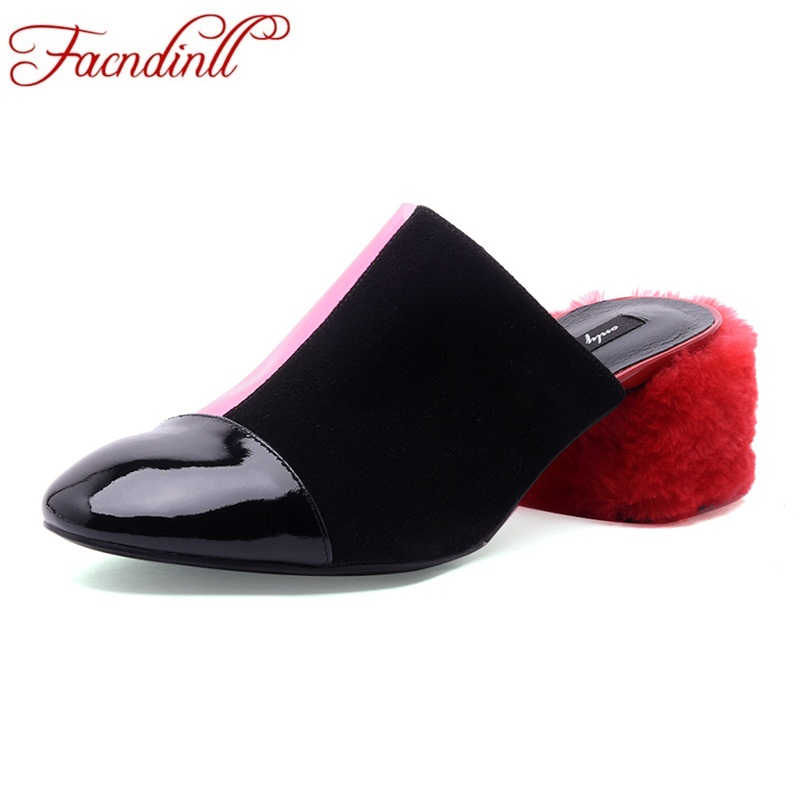 FACNDINLL women sandals new fashion high heels round toe shoes woman dress party casual shoes gladiator mixed color summer shoes women sandals 2017 summer shoes woman flips flops gladiator wedges bohemia fashion rivet platform female ladies casual shoes