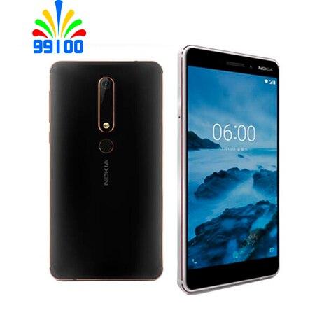 Unlocked Original Nokia 6.1 (2018) 5.5inch Screen 3GB RAM 32GB ROM Snapdragon 630 16.0MP Fingerprint Lahore