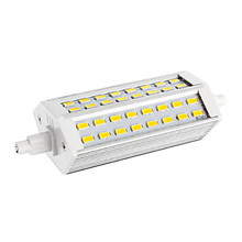 цена на 2 X BEEFORO R7S 12W  LED Corn Lights T 48 SMD 5730 1000 lm Warm White/ Cool White Decorative AC 220-240V degree180 spotlight led