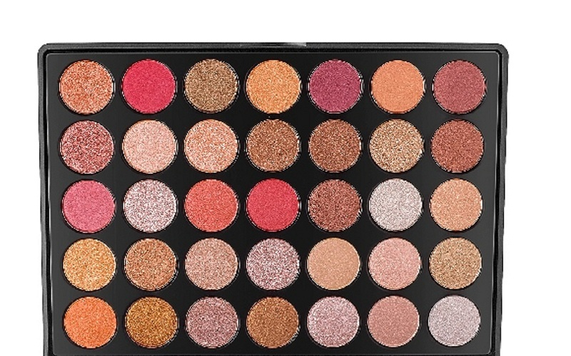 Makeup Eyeshadow Palette 35 Colors 35OS 35O 35OM Shimmer Matte Glitter Makeup Palette Smoky Pigment Makeup Eye Palette Cosmetic in Eye Shadow from Beauty Health