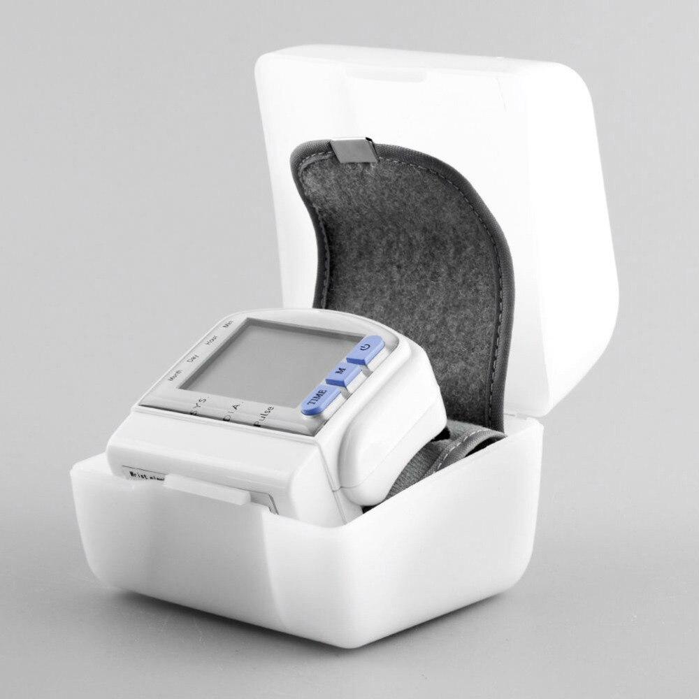 Haute Qualité Numérique poignet bp Moniteurs de Pression Artérielle mètres tonomètre tensiomètre brassard automatique moniteurs de soins de santé