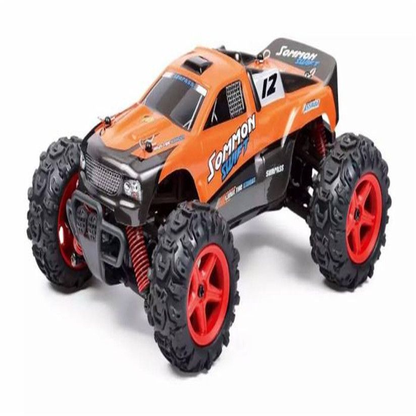 RC Car, SUBOTECH 25MPH 40km/h High Speed 1:24 Scale Off Road Fashion Cool New Style P5 2017 new arrival a333 1 12 2wd 35km h high speed off road rc car with 390 brushed motor dirt bike toys 10 mins play time