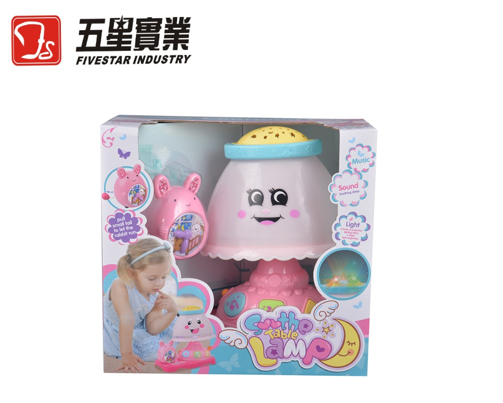 Di plastica giocattolo Proiettore torcia elettrica giocattoli luminosi lampeggiante giocattolo luce del capretto dei bambini torcia luminosa glow in the dark 13 24 mesi - 4