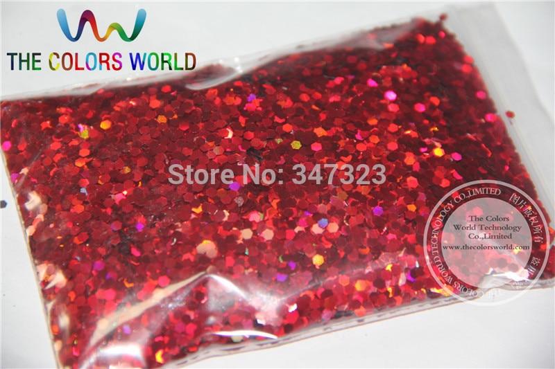 2 мм голографический красный цвет блестки разбрызгивающие Блестки для дизайна ногтей и другие аксессуары для DIY