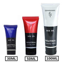 1 Pcs Anal Sex Lubricant Body Massage Lubricating Sexual Wellness Oil SN-Hot