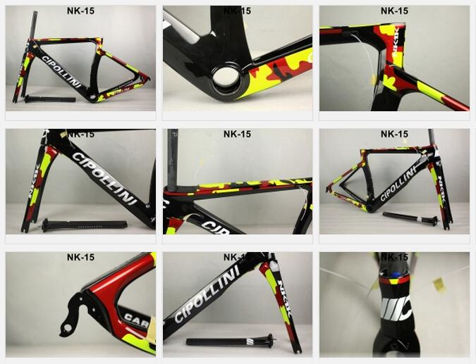 cheap carbon <font><b>frame</b></font> road <font><b>bike</b></font> 2017 Cipollini NK1K <font><b>frames</b></font> racing <font><b>bike</b></font> chinese carbon road <font><b>frame</b></font> T1000 carbon bikcycle frameset