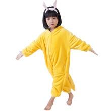 2016 Children pajamas Pikachu baby boys clothes unicornio Autumn Children nightgown pyjamas kids animal pijamas