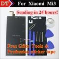 Piezas de reparación de alta calidad para xiaomi 3 mi3 m3 pantalla lcd y touch pantalla digitalizador reemplazo ensamblaje de la pantalla del teléfono móvil