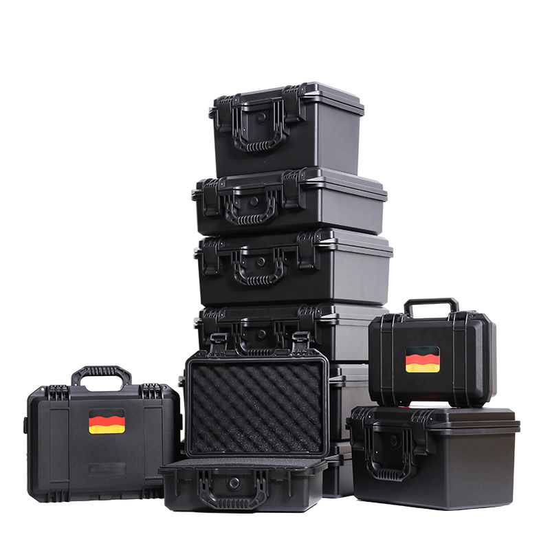 tool case Suitcase Plastic Sealed Waterproof Safety Protection Equipment Case Portable Tool Box Dry Box Outdoor Equipment
