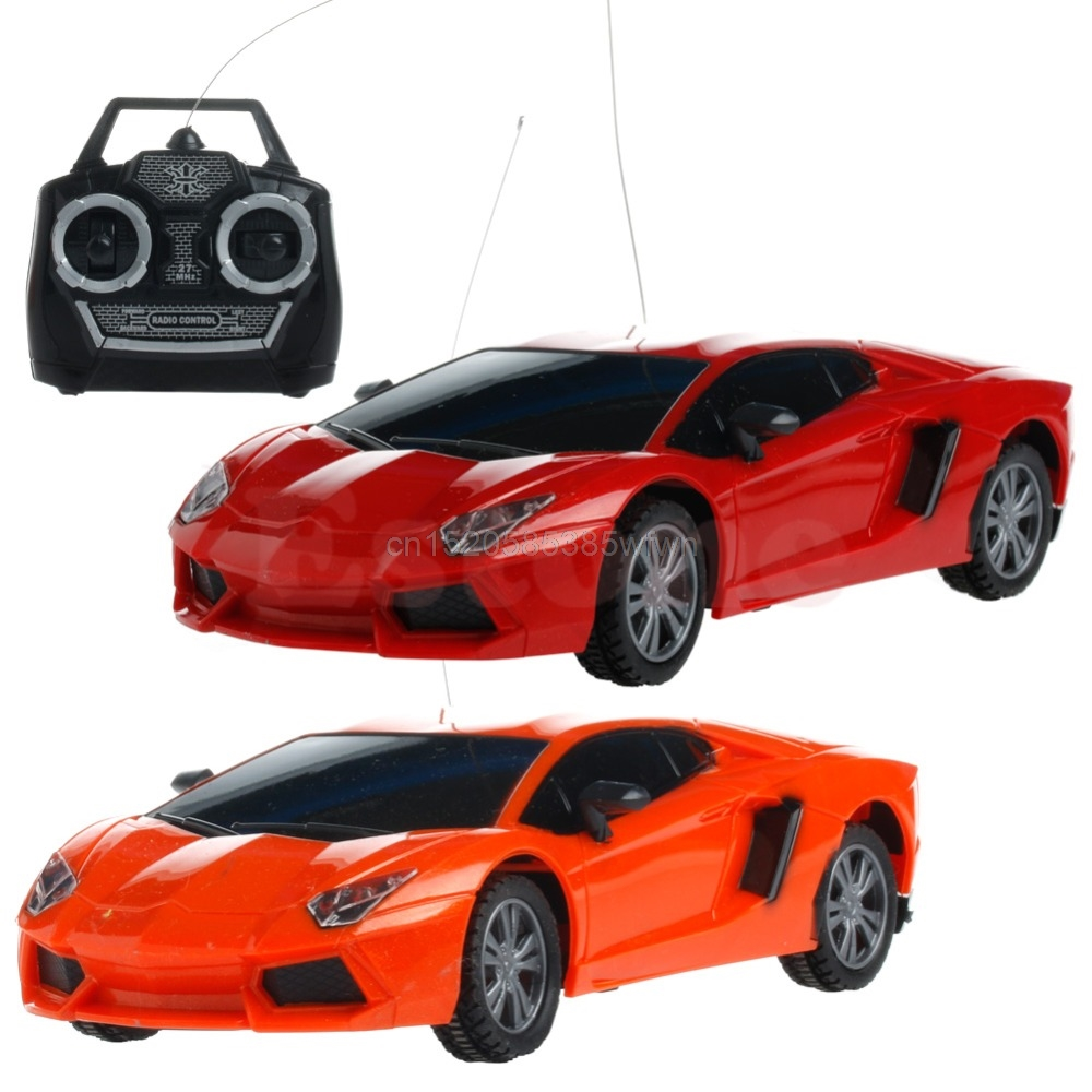 1/24 mini deriva Radios control remoto RC RTR coche de carreras de coches de juguete regalo de Navidad # hc6u # envío de la gota