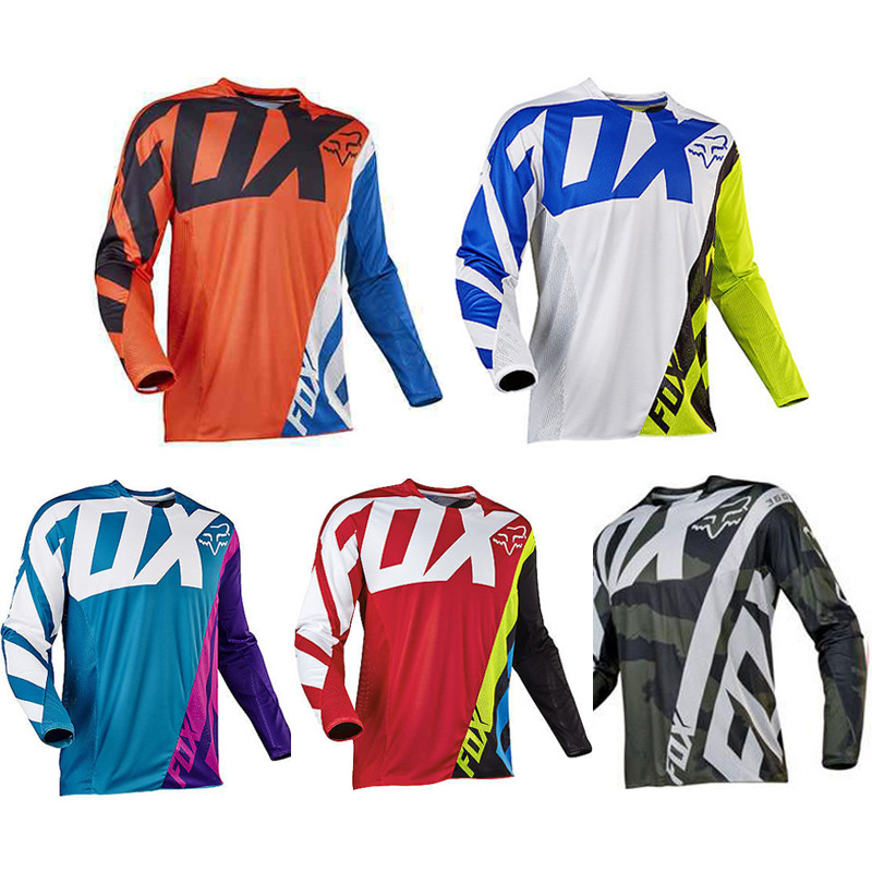 Poc fast surrender cross-country motorcycle t - shirt long sleeve mountain riding jacket