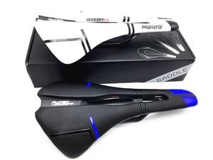 Image 5 - 6 צבעים KEDDIE 130 +/ 5g מרוצי כביש אוכף סיבי פחמן + עור אוכפי sillin bici רכבת קשת כרית