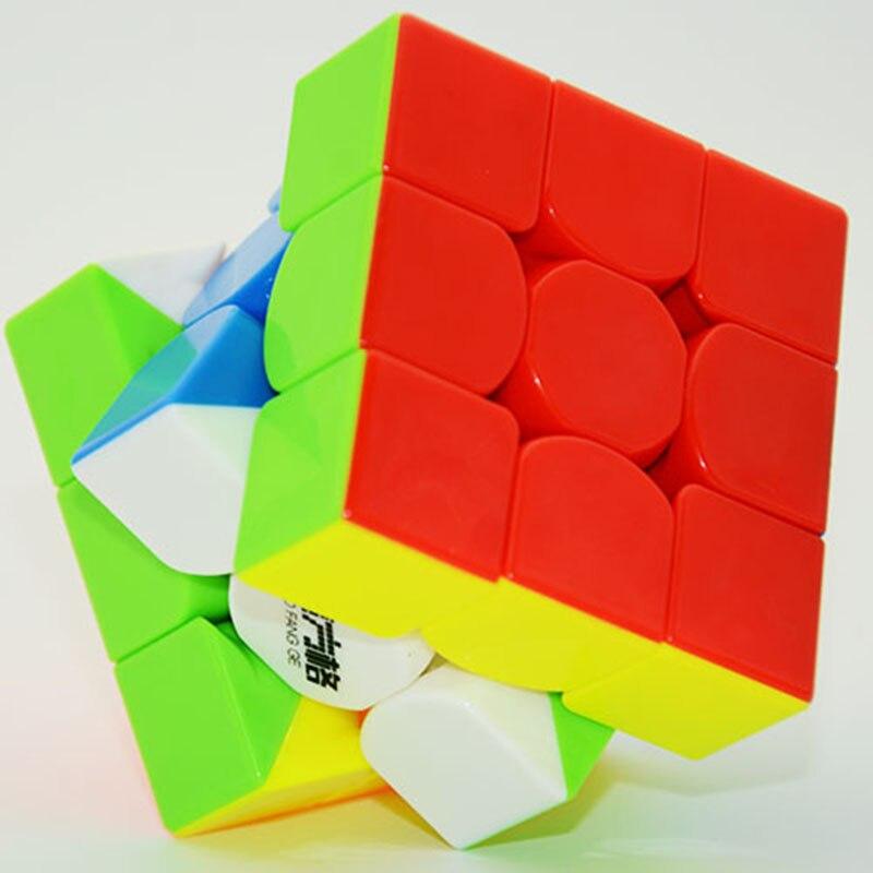 Tool Bags Qiyi Mofangge New Thunderclap V2 3x3x3 Magic Cubethunder Clap Puzzles Cube Professional Speed Magico Cubo Traditional Cube Toys