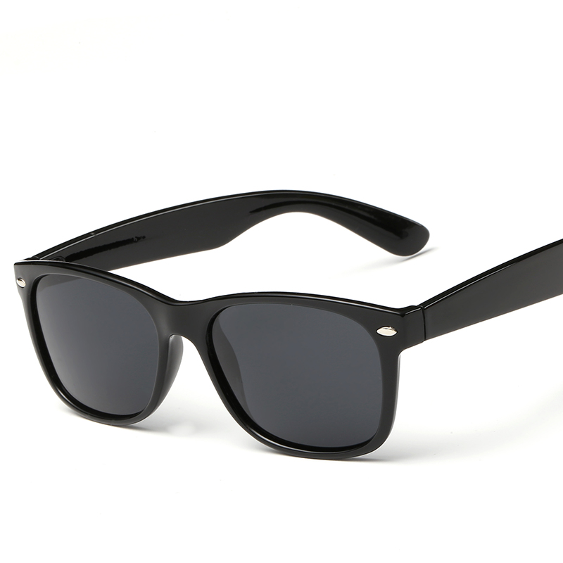 Polariserade Classic Men Solglasögon Beläggningslinser Svart - Kläder tillbehör - Foto 3