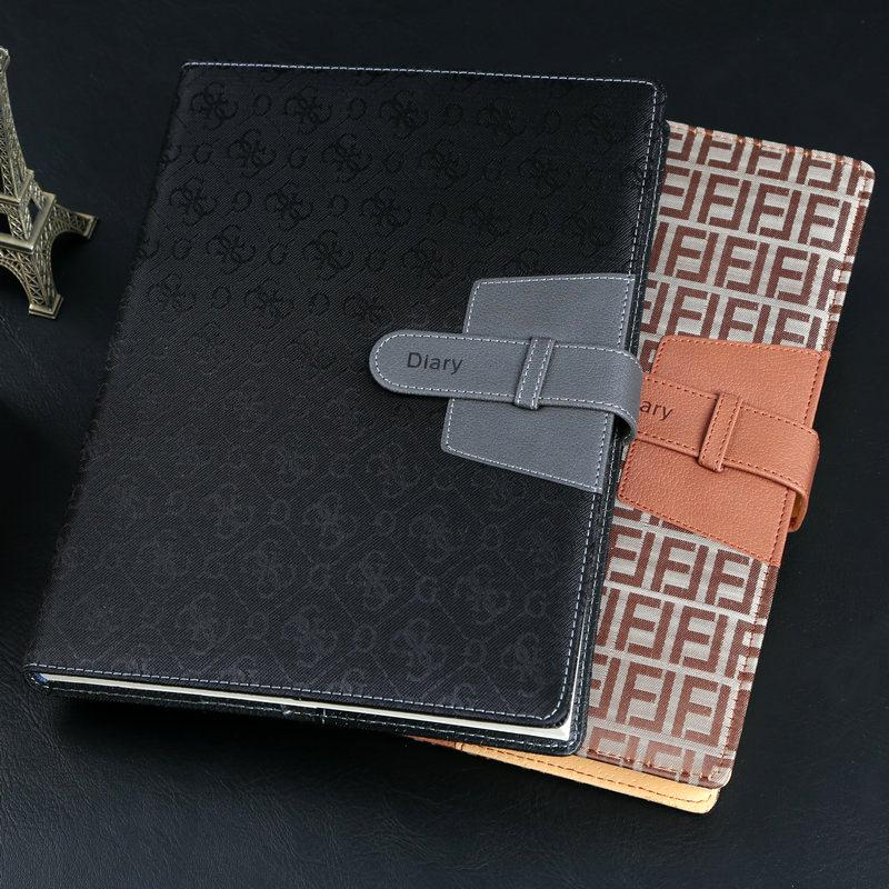 Leather diary Notebook paper 120/158 Sheets Planner Note book Notepad hard cover Office School Supplies gift 104