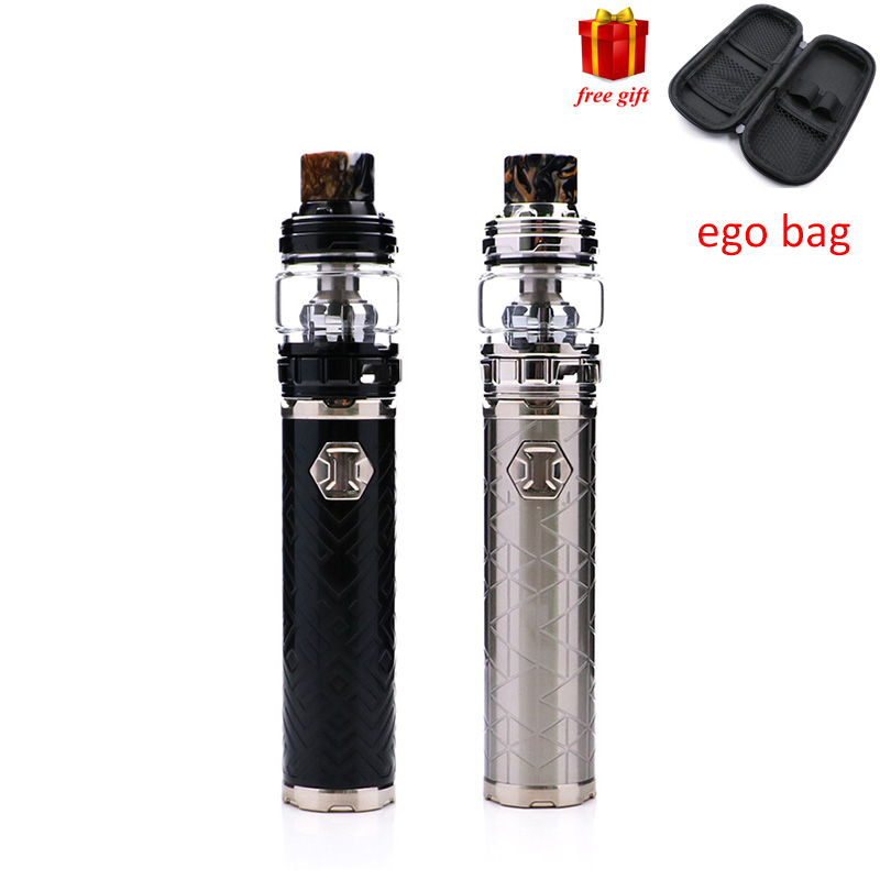 Free gift Eleaf iJust 3 80W Kit e cig with 3000mAh built-in battery ELLO Duro Atomizer 6.5ml&HW-M/HW-N Coil Max 80W Vape Kit