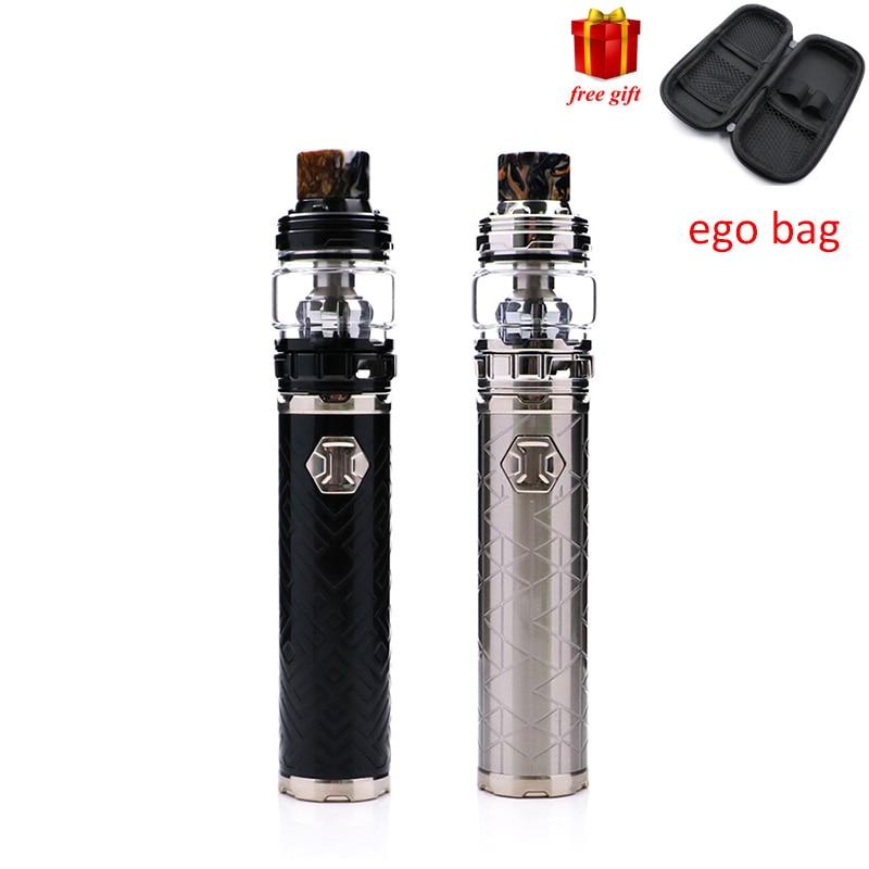 Free gift Eleaf iJust 3 80W Kit e cig with 3000mAh built-in battery ELLO Duro Atomizer 6.5ml&HW-M/HW-N Coil Max 80W Vape Kit