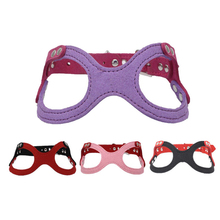 Adjustable Dog Harness Glasses Design For Small Dogs Vest Puppy Chest Strap Walking Training Leash Collar Pet Accessories